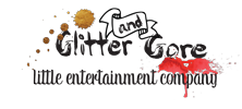 Glitter and Gore- the little creative company